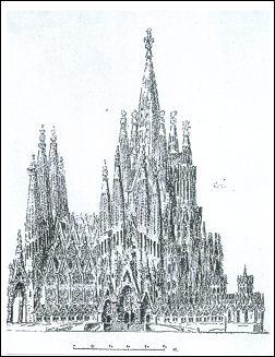 Tekening Joan Rubio 1906