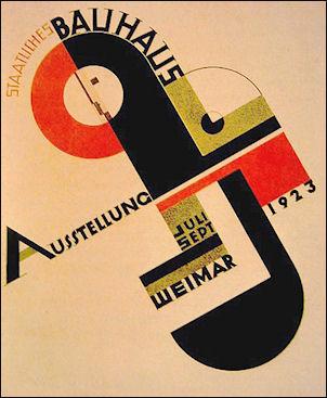 Bauhaus Tentoonstelling 1923