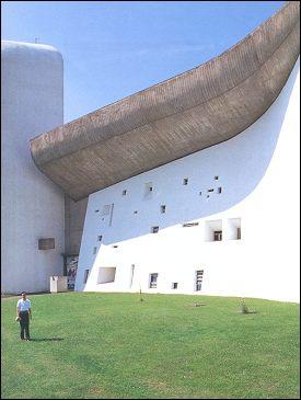 Kapel van de Notre-Dame-du-Haut
