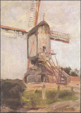 Piet Mondriaan in Brabant