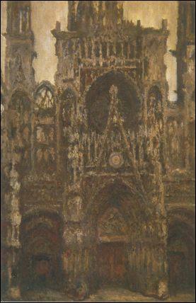 Monet kathedraal van Rouen