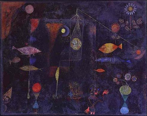 Vissen-magie, 1925