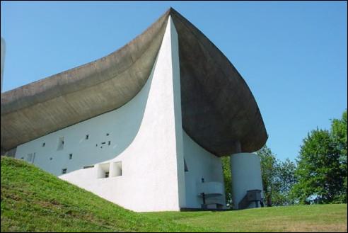 Notre-Dame-du-Haut in Ronchamp