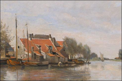 Corot bij Rotterdam