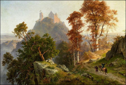 Friedrich Preller de Jongere