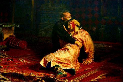 Ilja Repin: Ivan de Verschrikkelijke