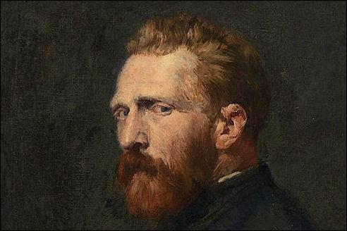 Vincent van Gogh door Russell
