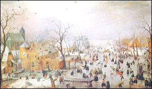 Hendrick Avercamp: Wintergezicht