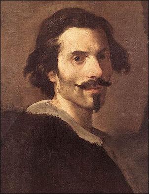 Zelfportret Giovanni Lorenzo Bernini