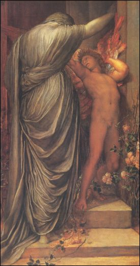 George Frederic Watts Love and Death 1875