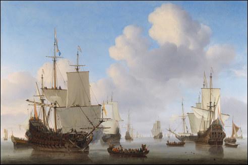 Willem van der Velde de Jonge