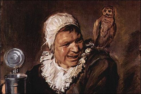 Malle Babbe van Frans Hals