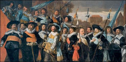 Frans Hals en St. Jorisdoelen
