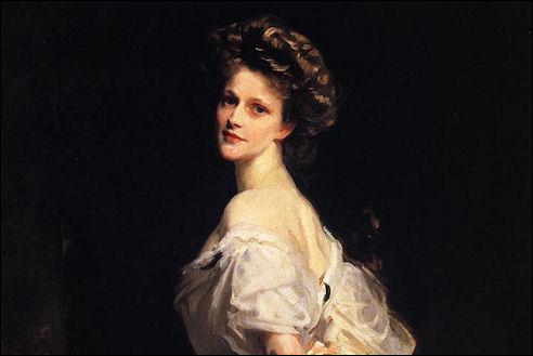 John Singer Sargent: Portret van Nancy Astor