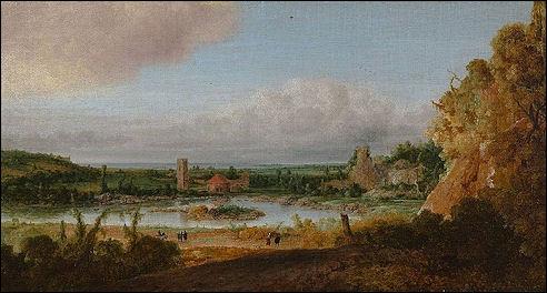 Hercules Seghers: Panoramalandschap