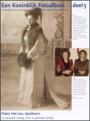 Een koninklijk fotoalbum V