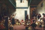 Joodse bruiloft in Marokko