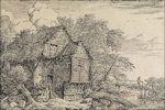 Brug van Jacob van Ruisdael