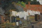 Wasgoed van Piet Mondriaan