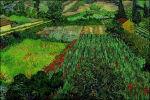 Vincent van Gogh: Veld met klaprozen