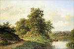 Romantiek van Willem Vester