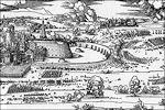 Albrecht Dürer: Ontwerp voor een stadsvesting