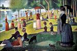 Georges Seurat: Zondagmiddag op het eiland La Grande Jatte