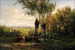 Gerard Bilders: Weiland bij Oosterbeek, 1860