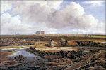 Jacob van Ruisdael: Bleekvelden bij Haarlem