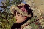 Le Printemps van Manet