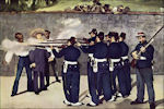 Manet: Executie Maximiliaan