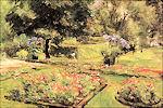 Max Liebermann: Tuin aan de Wannsee