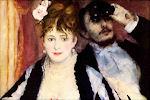 Pierre-Auguste Renoir in het theater