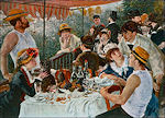 Pierre-Auguste Renoir: Lunch van de roeiers