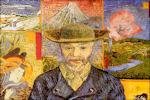 Père Tanguy door Vincent van Gogh
