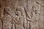 Reliëf uit Assyrisch Paleis